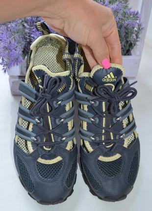 Закрытые сандалии adidas оригинал р. 40 по стельке 25,5 см