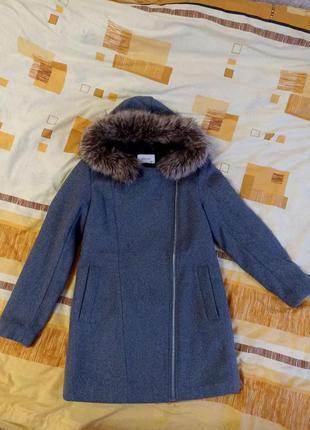 Зимове пальто reserved