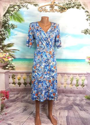Платье из вискозы 50-52р