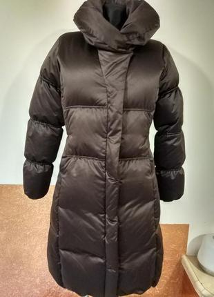 Пухова суперова теплюща куртка