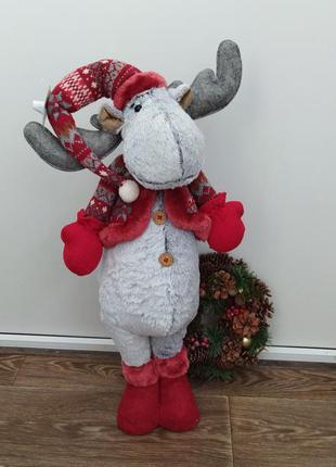 Кукла интерьерная олень