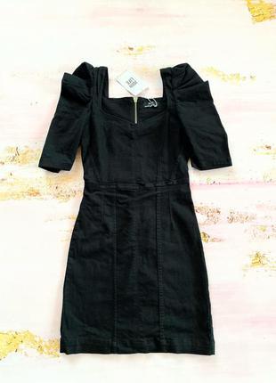 Джинсова сукня xs