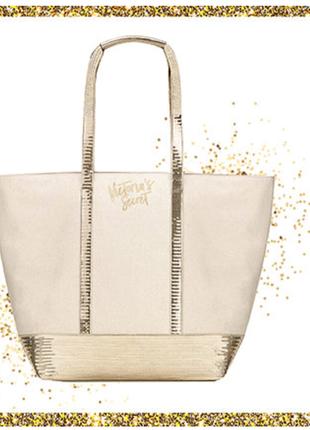 Victoria's secret. сумка, шоппер, пляжная сумка, повседневная. викториас сикрет