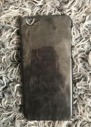 Пластиковый чехол iphone 6