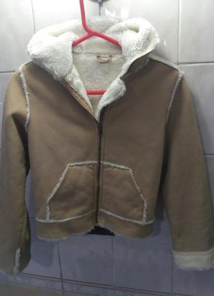 Дубленка куртка pocopiano