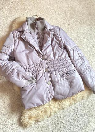 Демисезонная куртка annarita n, италия
