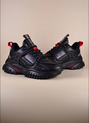 Кроссовки bs-x 99 black