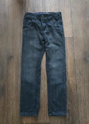 Базовые джинсы скини