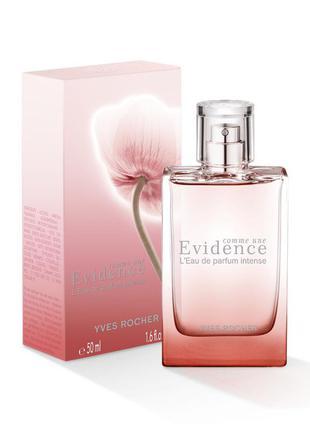 Yves rocher comme une evidence l'eau de parfum intense 50 ml