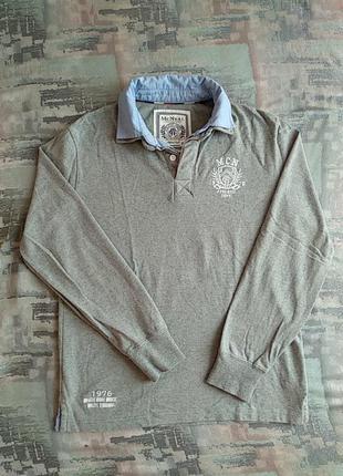 Mcneal athletic campus sports and recreation лонгслив,кофта, футболка с длинным рукавом.оригинал.м-ка.