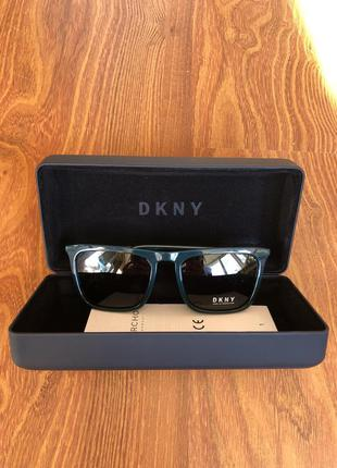 Солнцезащитные очки dkny green