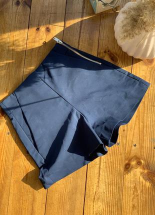 Классические шорты /школьные шорты