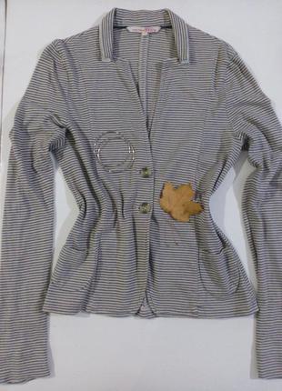 Піджачок трикотажний # жакет # кардиган