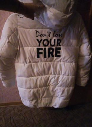 Зимняя курточка , ostin