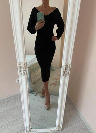 Шикарное элегантное платье mango, все размеры)