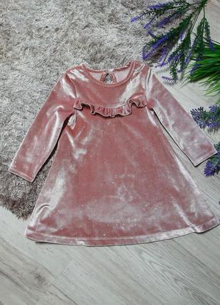Платье nutmeg 1-1,5 года