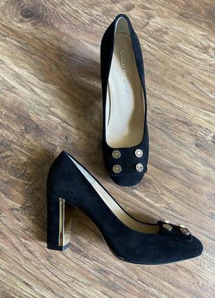 Туфлі carlo pasolini 36,5-37