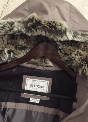 Пуховик geox ps