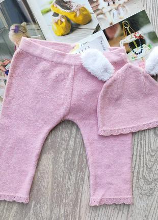 Комплект штаны и шапочка