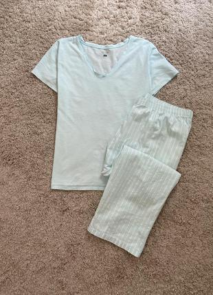 Домашний пижамный комплект №15