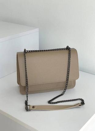 Сумка кросс-боди, сумка-клатч на цепочке, маленькая сумка
