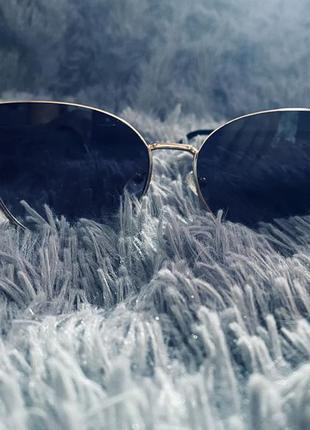 Женские очки лисички