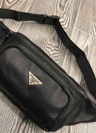 Стильная,брендовая мужская бананка,сумочка,сумка