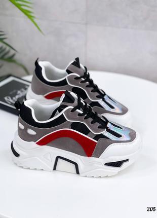 Кросівки жіночі стильні 37-38