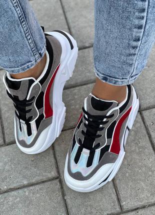 Стильні кросівки жіночі 38-39