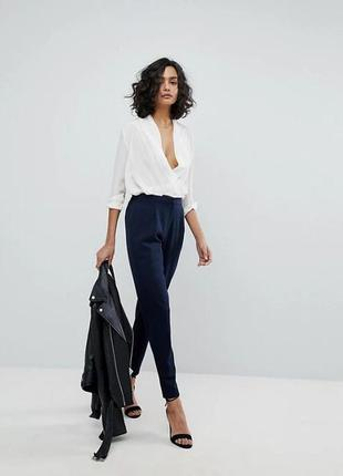 Синие брюки kappahl