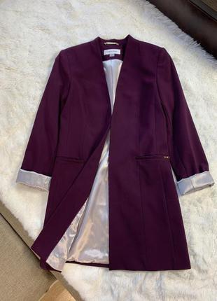 Новый оригинальный пиджак calvin klein
