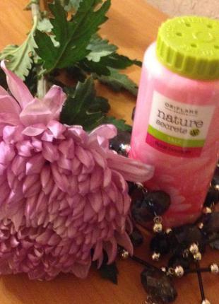 Ароматизированный тальк для тела «цветочный букет»100 грамм