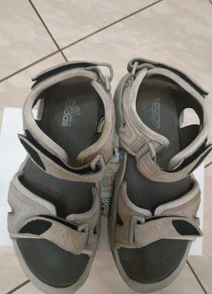 Босоножки мужские adidas б/у 42р.