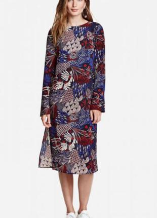 Платье длиной миди h&m