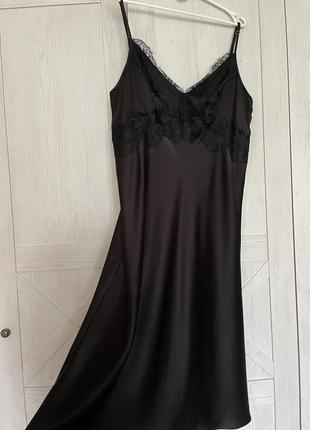 Платье-сорочка андре тан размер л