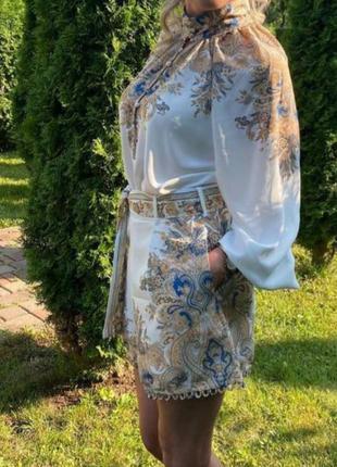 Плаття- костюм