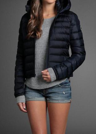 Неймовірно стильна жіноча куртка на осінь/весну abercrombie & fitch (різні кольори)