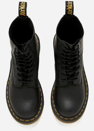 Dr martens мартинсы мартина зимние кожаные на меху кожа оригинал ботинки сапоги