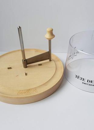 Нож жироль с колпаком для нарезки сыра, girolle original, швейцария.