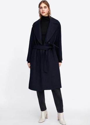 Шикарное пальто zara