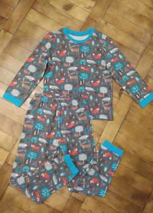 Пижама детская duna 110-116