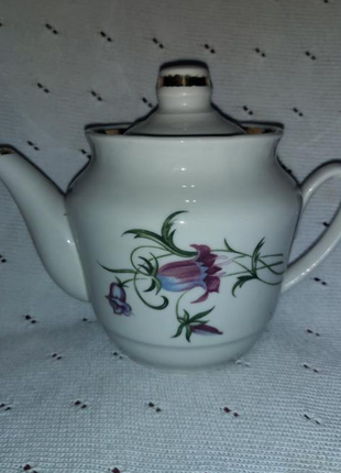 Заварник ссср, винтажный чайник под чай, винтажный заварник