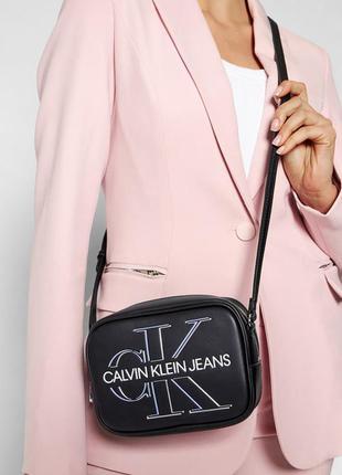 Сумка calvin klein, сумка calvin klein jeans, кроссбоди calvin klein