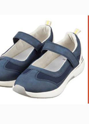 Женские комфортные балетки туфли  blue motion германия размер 40