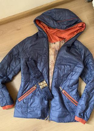 Куртка балонова м-л 46 розмір в ідеалі