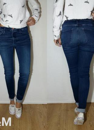 Классные женские  джинсики  h&m