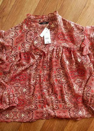 Блузка см замеры