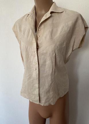 100% шовк !!неймовірна блуза !!!