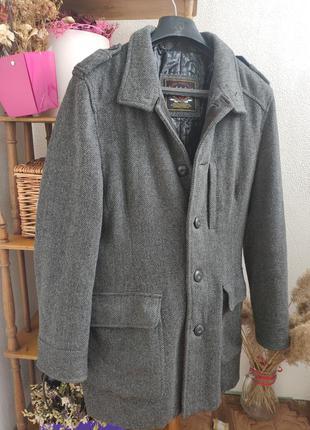 Пальто зимнее мужское