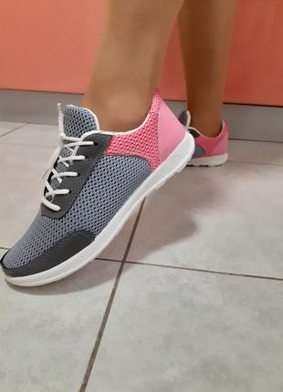 Летняя распродажа!!!кроссовки текстильные,мокасины